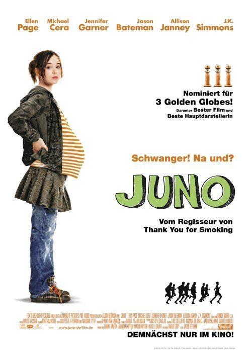 Juno (2007) afişi
