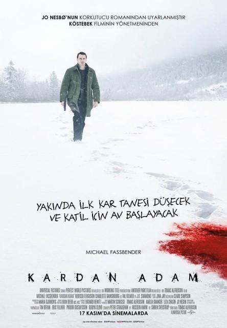 Kardan Adam (2017) afişi
