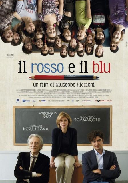Kırmızı ve Mavi (2012) afişi