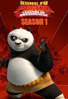 Kung Fu Panda: Legends of Awesomeness Sezon 1