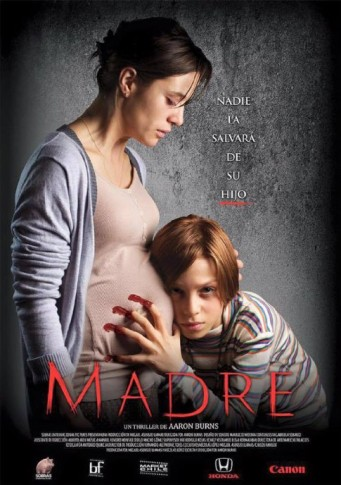 Madre (2016) afişi
