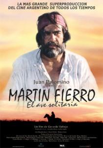 Martín Fierro, el ave solitaria