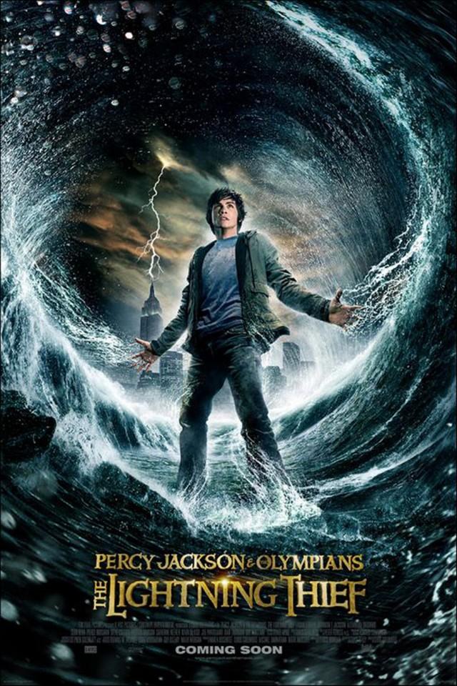 Percy Jackson & Olimposlular Şimşek Hırsızı