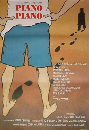 Piano Piano Bacaksız (1990) afişi