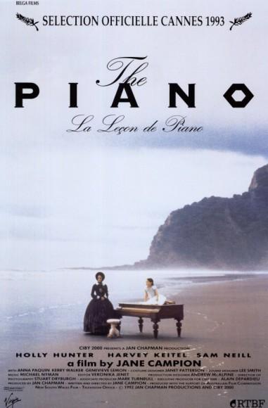Piyano (1993) afişi