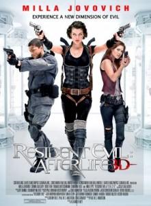 Resident Evil: Ölümden Sonra