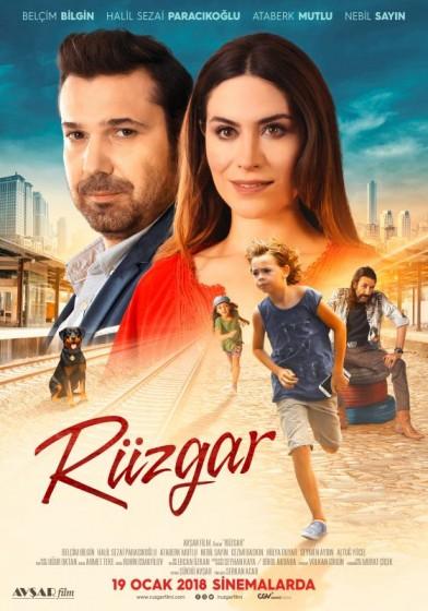 Rüzgar (2018) afişi