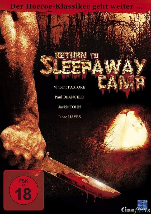 Sleepaway Kampına Dönüş (2008) afişi