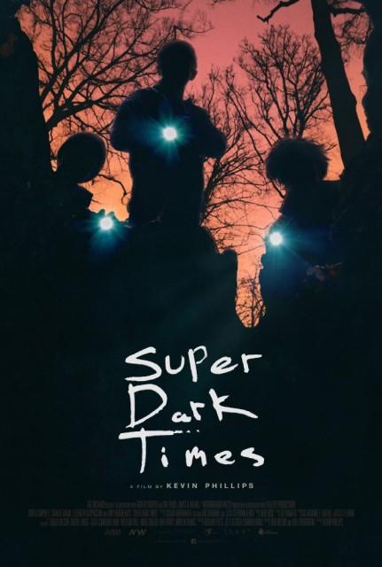 Süper Karanlık Zamanlar (2017) afişi