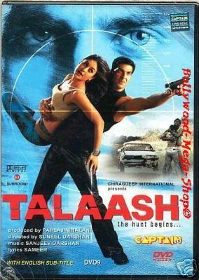 Talaash: The Hunt Begins...