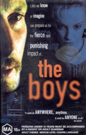 The Boys (1998) afişi
