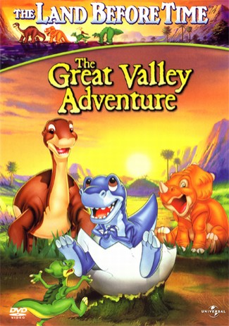 The Land Before Time 2: The Great Valley Adventure (1994) afişi