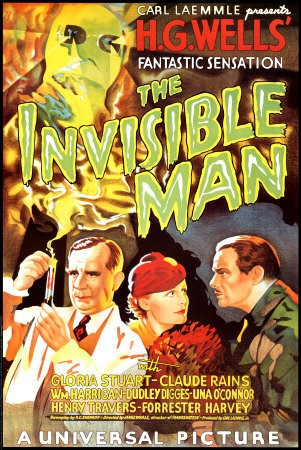 The ınvisible Man