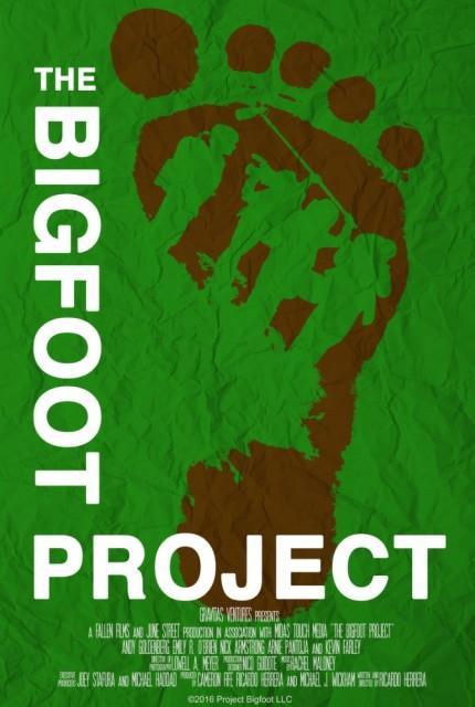 The Bigfoot Project (2017) afişi