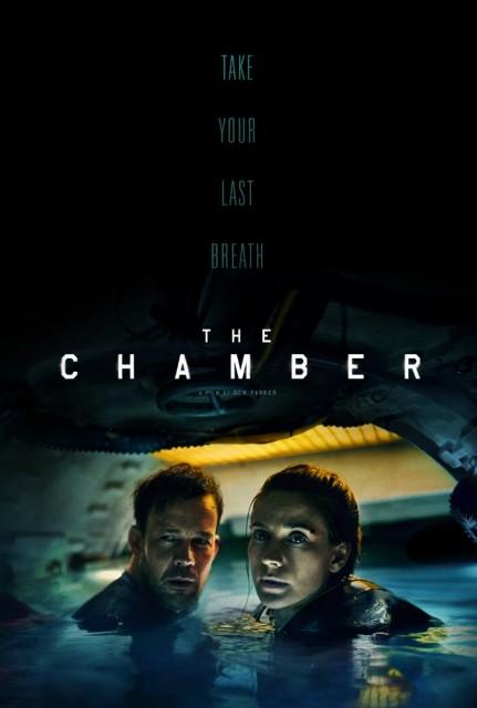 The Chamber (2016) afişi
