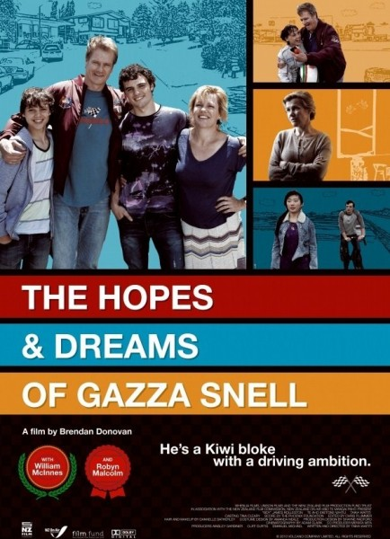 The Hopes & Dreams Of Gazza Snell