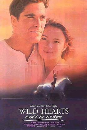 Wild Hearts Can't Be Broken (1991) afişi