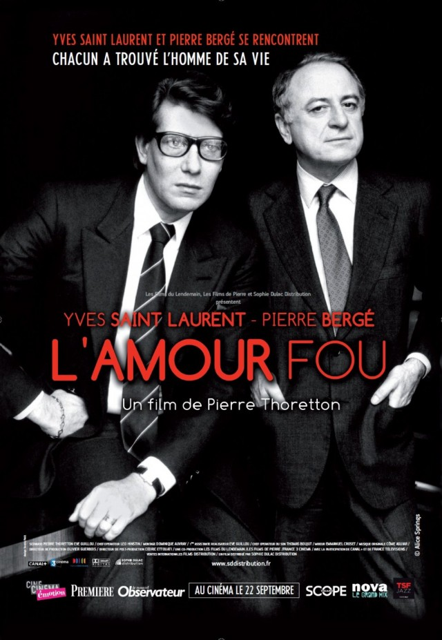 Yves Saint Laurent - L'amour Fou