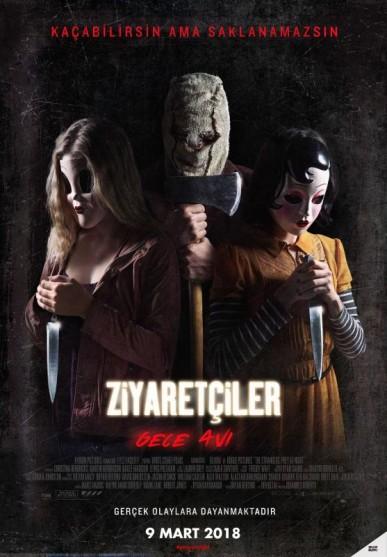 Ziyaretçiler: Gece Avı (2018) afişi