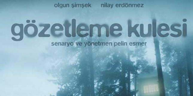 """""""GÖZETLEME KULESİ"""" 16 KASIM'DA SİNEMALARDA!"""