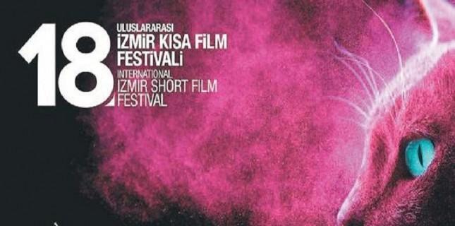 18. Uluslararası İzmir Kısa Film Festivali Başladı