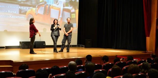 21. Gezici Festival İki Kadın Yönetmeni Ağırladı
