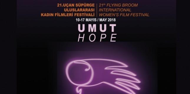 21. Uçan Süpürge Uluslararası Kadın Filmleri Festivali Başlıyor