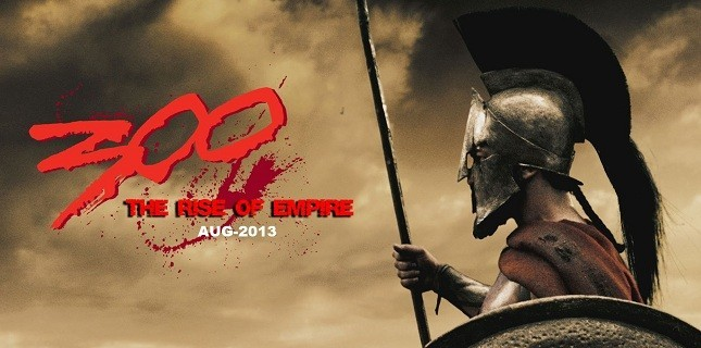 300 Rise of an Empire'dan Yeni Afiş