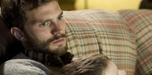 Fifty Shades of Grey'in Başrol Oyuncusu Jamie Dornan Oldu!