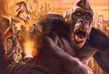 Dev Goril Geri Dönüyor !