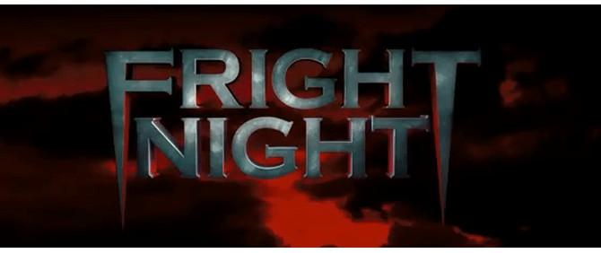 Fright Night 3D'nin İlk Fragmanı!
