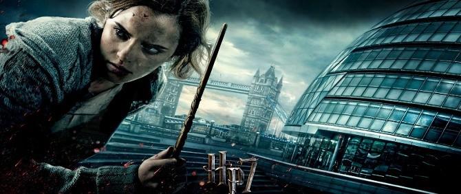 Harry Potter ve Ölüm Yadigarları Bölüm 2'nin Yeni Fotoğrafları Yayınlandı.