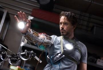 'Iron Man' 2 Mayıs'ta Vizyonda