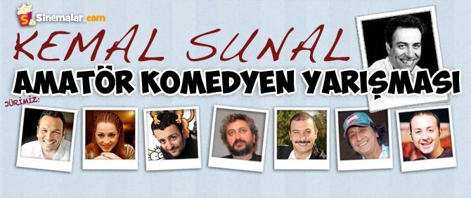 Kemal Sunal Amatör Komedyen Yarışması Başladı!