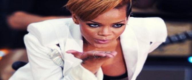 Rihanna Film Yıldızı Oluyor