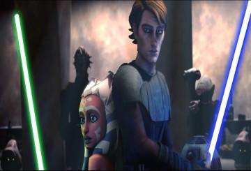 'Star Wars: Klon Savaşları' Özel Klibi