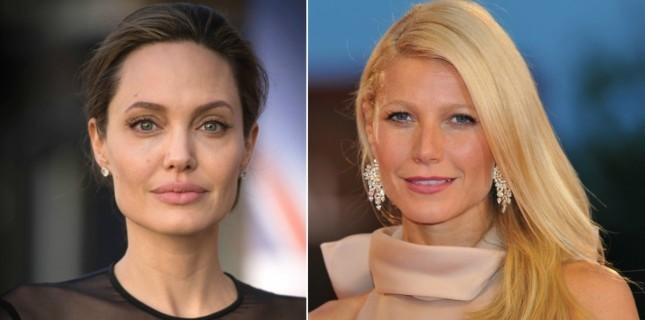 Angelina Jolie ve Gwyneth Paltrow da Weinstein'ı Tacizle Suçladı