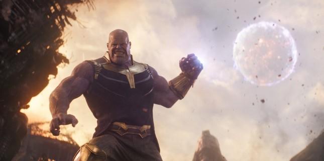 Avengers: Infinity War'dan yeni görseller yayınlandı