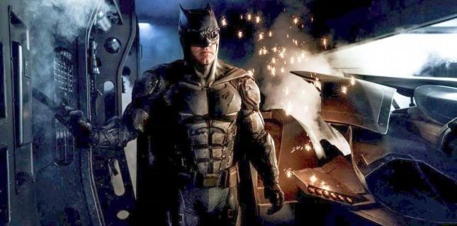 Ben Affleck, Batman rolünü 'havalı' bir şekilde bırakacak