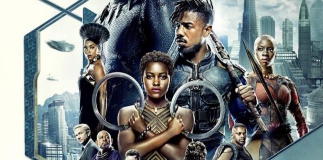 Black Panther'den yeni poster!