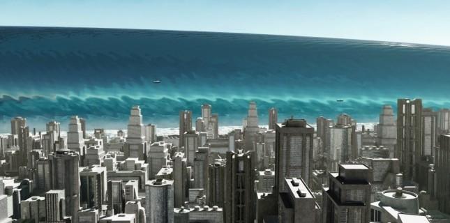 Con Air'in yönetmeninden felaket filmi: 'Tsunami L.A.'
