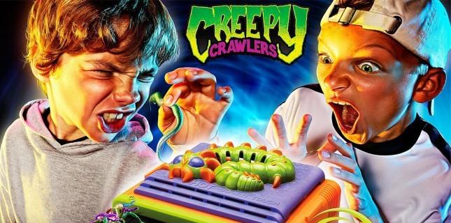 Creepy Crawlers Oyunu Filme Çekiliyor