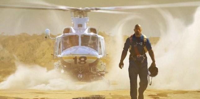 Dwayne Johnson Yeni Filmine Hazırlanıyor