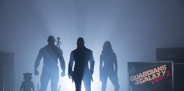 Guardians Of The Galaxy 2 ( Galaksinin Koruyucuları 2 ) Filminin Çekimleri Başladı