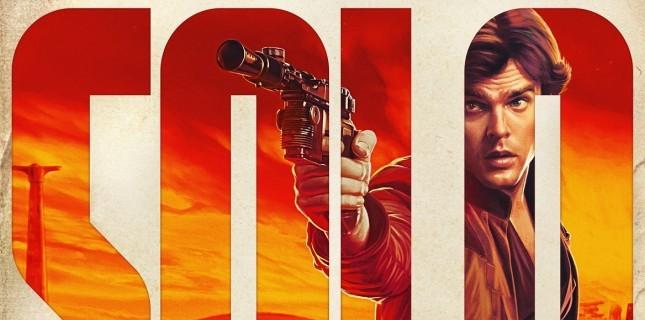 Han Solo filminden karakter afişleri yayınlandı