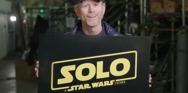 Han Solo Filminin Resmi Adı Açıklandı