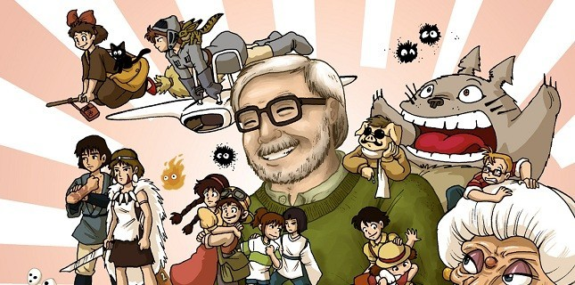 Hayao Miyazaki Emekli Oldu