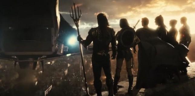 Justice League: The Snyder Cut'dan İlk Fragman Yayınlandı