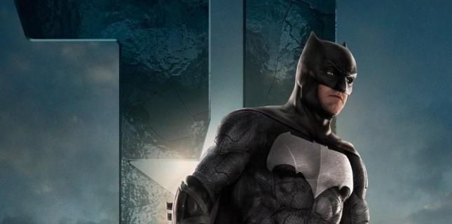 Justice League'den Karakter Posterleri yayınlandı!