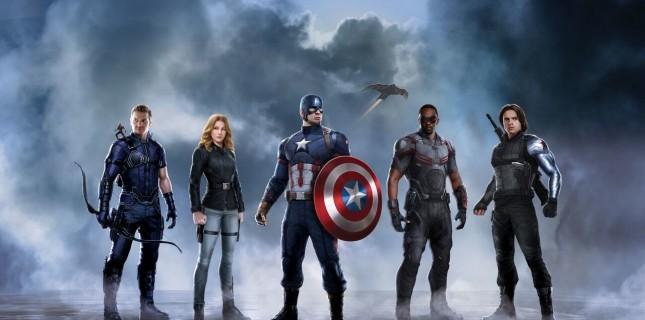 Kaptan Amerika Ödüllü Facebook Yarışması (BİTTİ)